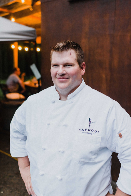Chef Brian Bower - Taproot Catering