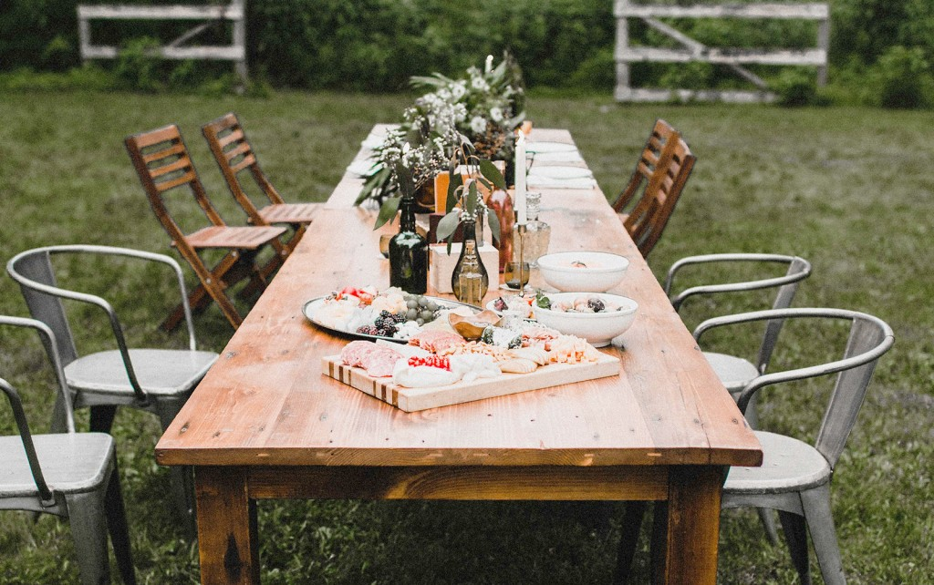 About Us - Taproot Catering